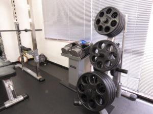 パーソナルトレーニング池袋店トレーニングルーム